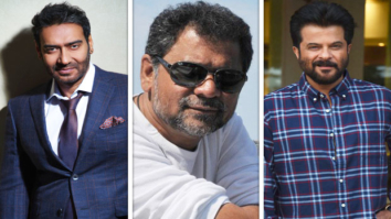 Ajay Devgn, Anees Bazmee and Anil Kapoor come together for Saade Saati and here's what the film is all about