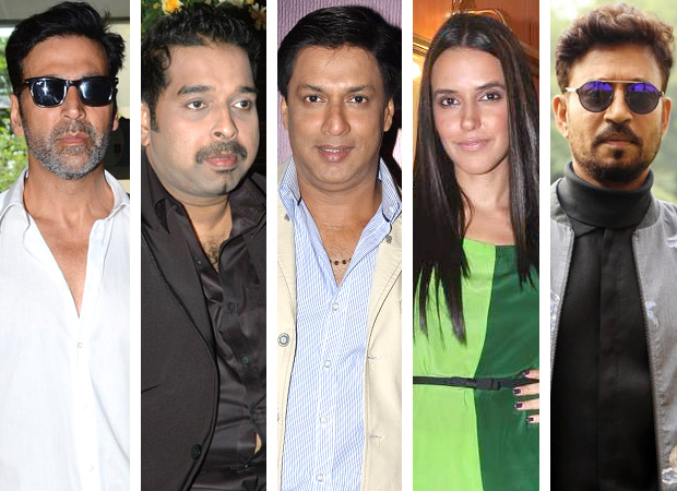 Akshay Kumar and other celebrities pray for the well-being of Irrfan Khan