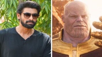 Bahubali star Rana Daggubati dubs for Avengers super villain Thanos in the Telugu version
