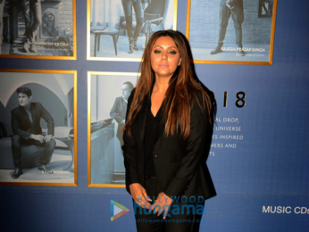 Gauri Khan snapped at the alchemy show in Delhi