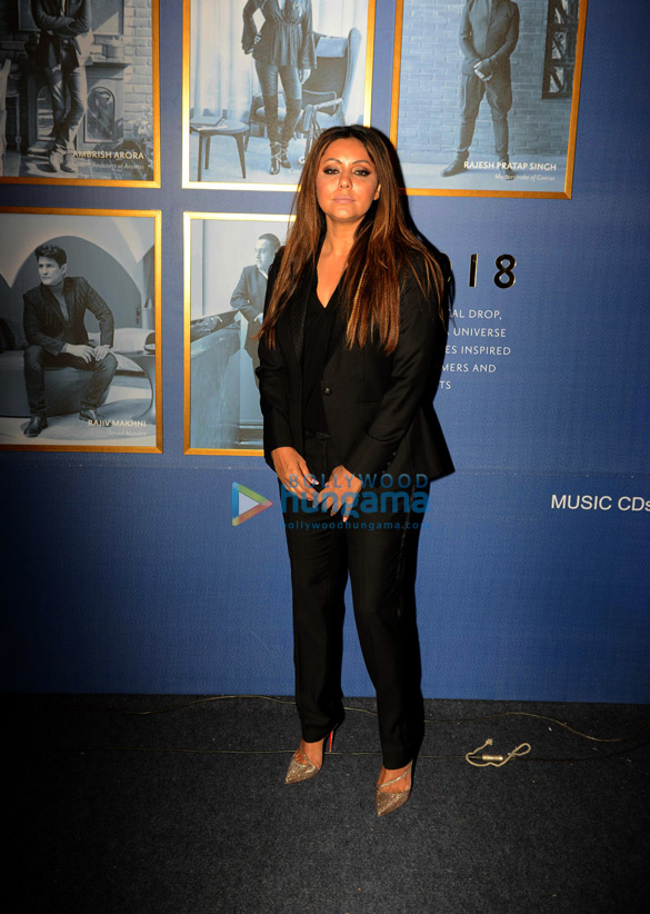 Gauri Khan snapped at the alchemy show in Delhi-6