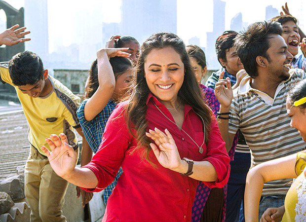 Guess who did Rani Mukerji turn into her fan-girl after Hichki?