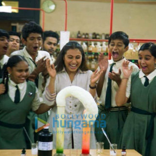 Movie Stills Of The Movie Hichki