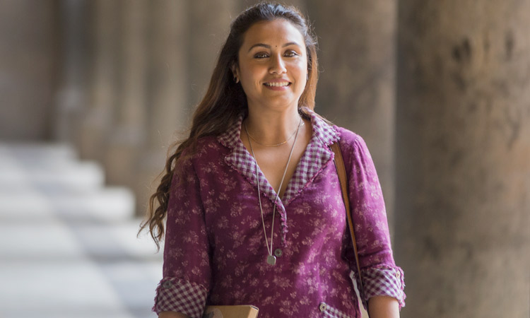 New Hindi Movei 2018 2019 Bolliwood: Check Out The Behind The Scenes Of 'Hichki' Feat. Rani