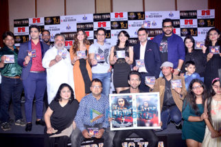Hrishitaa Bhatt graces the the music launch of 'Ishq Tera'