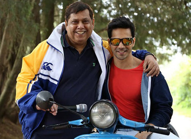 Inspired by son Varun Dhawan, David Dhawan to make a serious film