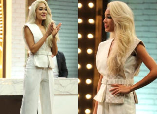 Lisa Haydon takes power dressing to a whole new level of fabulousness