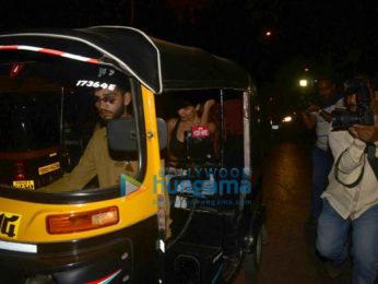 Malaika Arora snapped at Pali Village Cafe in Bandra