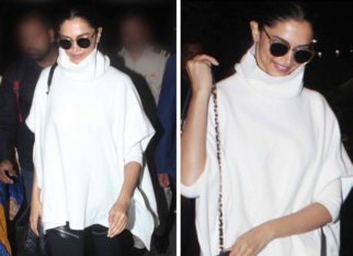 Monochrome Monday - For Deepika Padukone monochrome dressing means never looking anything short of chic!