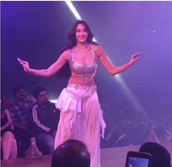 HOT! Nora Fatehi grooves like a dream in this belly dancing video and we can't take our eyes off her sexy moves