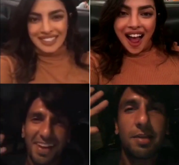 Ranveer Singh can not believe things Priyanka Chopra gets him to speak