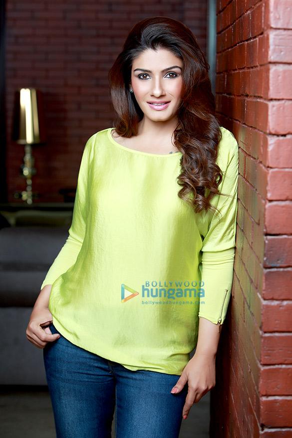 Celebrity Photos of Raveena Tandon