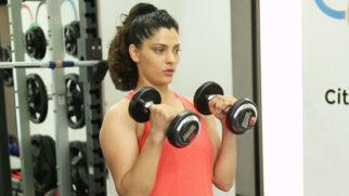 Saiyami Kher Fitness Regime Exercises Diet Running Half-Ironman Triathlon