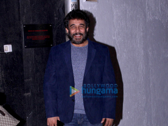 Sanjay Dutt and others grace the launch of Bunny Sanghavi's lounge 'B'