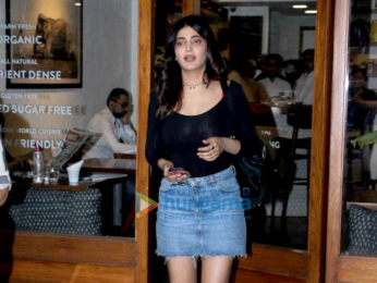 Shruti Haasan snapped at Sequel