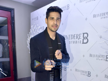 Sidharth Malhotra, Vaani Kapoor, Athiya Shetty and others grace the red carpet of Belvedere Studio