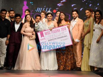 Soha Ali Khan others grace Miss Faesina 2018 grand finale