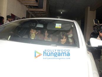 Tiger Shroff, Disha Patani and others snapped at Juhu PVR