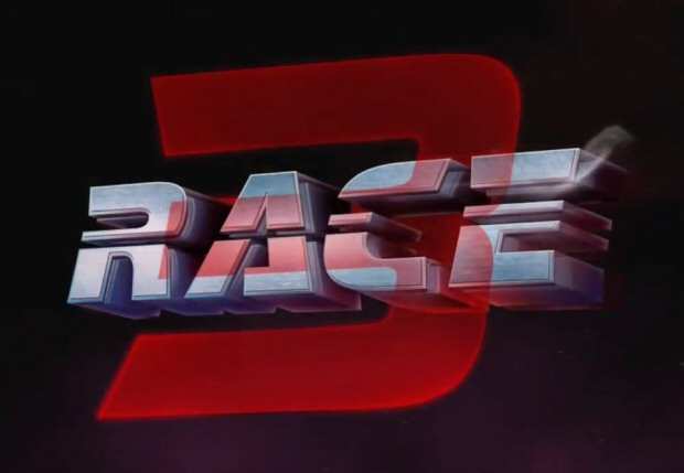 WATCH: Salman Khan shares the logo of Race 3 in style