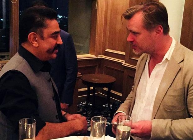 WHOA! Kamal Haasan meets ace filmmaker Christopher Nolan