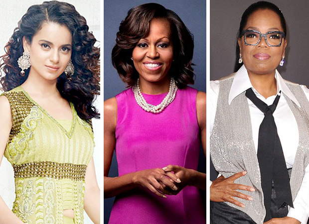 WOW! Kangana Ranaut to share stage with Michelle Obama and Oprah Winfrey!