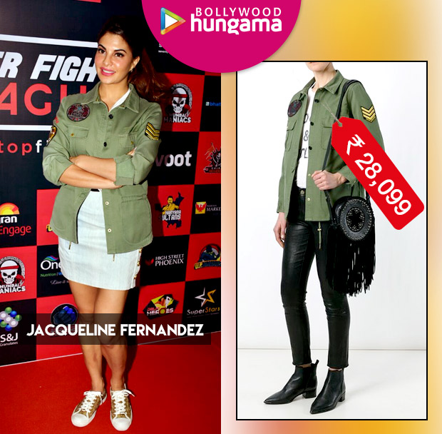 Weekly Celeb Splurges: Jacqueline Fernandez