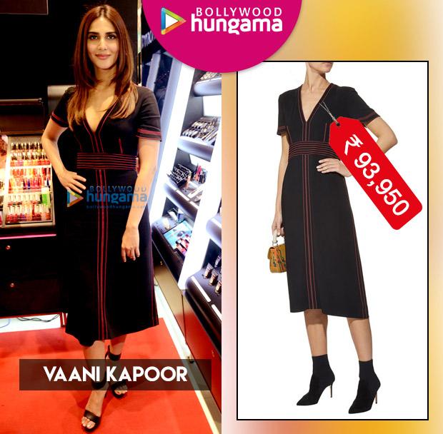 Weekly Celeb Splurges: Vaani Kapoor