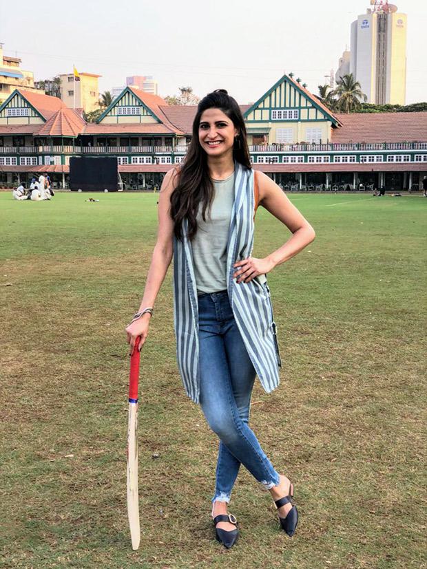 Aahana Kumra hosts a special travel show on cricket