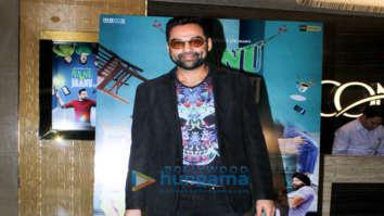 Abhay Deol and Patralekha grace the screens of Nanu Ki Jaanu