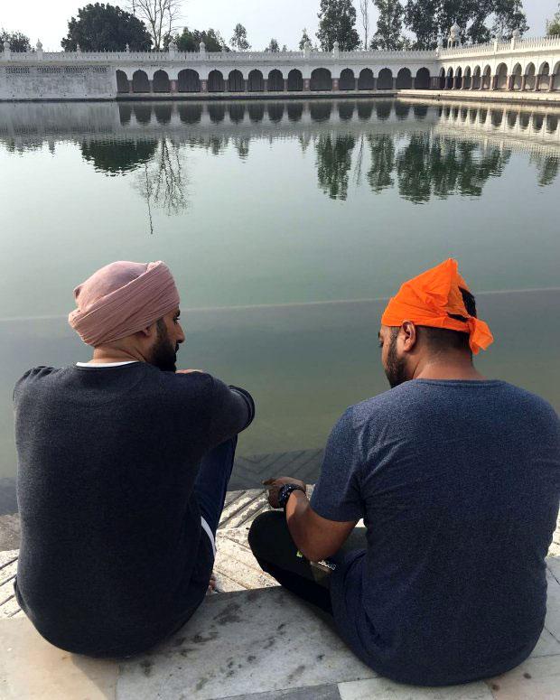 Abhishek Bachchan wraps up Anurag Kashyap's Manmarziyaan with a heart-warming post