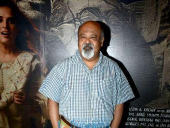 Aditi Rao Hydari, Richa Chadda and others snapped at Daas Dev promotions