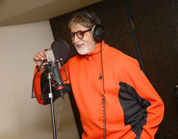 Amitabh Bachchan recreates the classic 'Waqt Ne Kiya' for 102 Not Out (see pic)