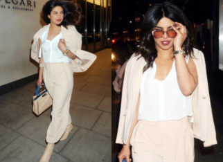 Another day, another glorious outfit! Priyanka Chopra has us jealous with her pastel perfection!