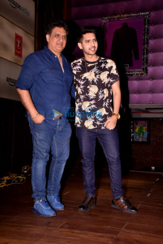 Armaan Malik at Amazon Echo event
