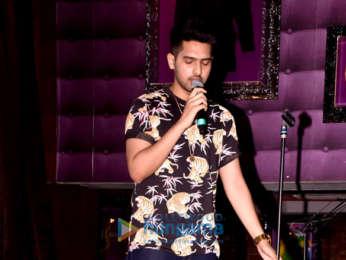 Armaan Malik at Amazon Echo event
