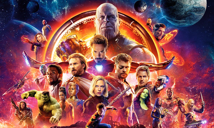 Box Office: Avengers - Infinity War has a tremendous weekend of around Rs. 93 crore