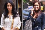 Bhumi Pednekar, Huma Qureshi & Mallika Sherawat Spotted At Indigo Restaurant In Bandra