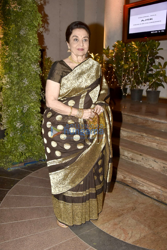 Bollywood celebs attend Saudamini Mattu's wedding reception