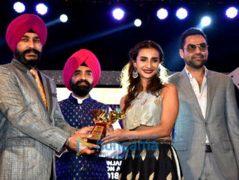 Celebs grace Punjabi Icon Award 2018