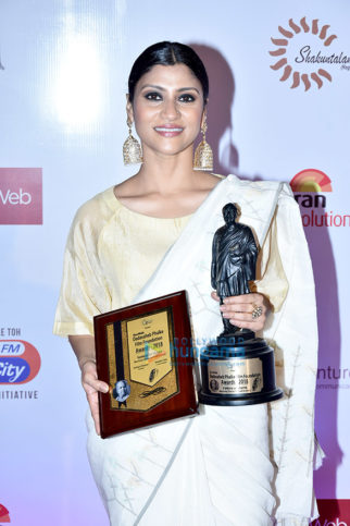 Celebs grace the Dadasaheb Phalke Film Foundation Awards 2018