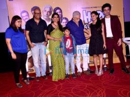 Celebs grace the trailer launch of the film Hope Aur Hum