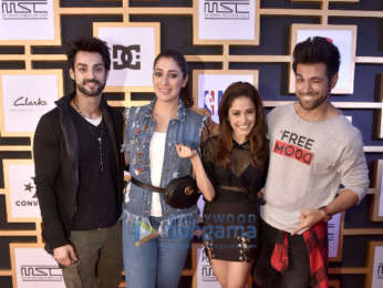 Celebs snapped at Myntra Sneaker Club