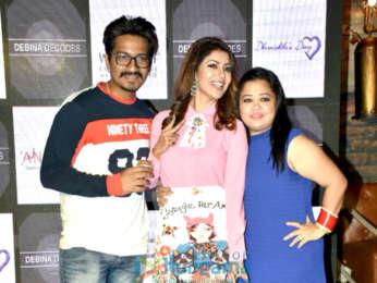 Debina Bonnerjee launches her YouTube channel