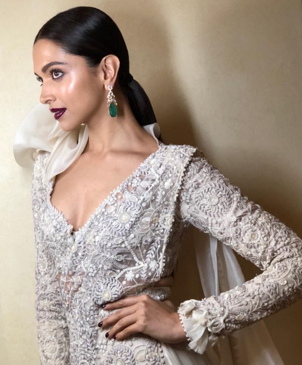 Deepika Padukone flaunts a stunning makeup for Time 100 2018 gala