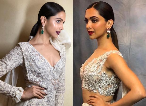 Deepika Padukone flaunts intense makeup