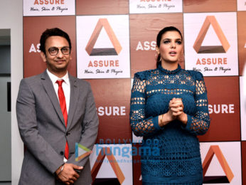 Disha Patani launches 3rd center of Assure Clinic - Hair, Skin and Physio