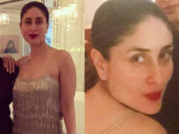 Edgy but glamorous, only Bollywood's resident style mafia Kareena Kapoor Khan could have done justice to this tricky outfit!
