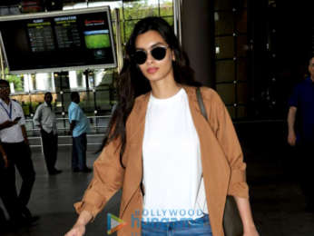 Jacqueline Fernandez, Urvashi Rautela, Fatima Sana Shaikh and others snapped at the airport