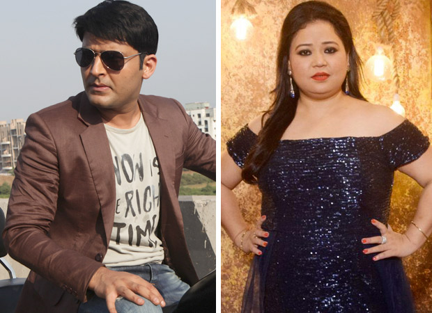 Kapil Sharma controversy: Bharti Singh extends her SUPPORT, wishes he gets well soon