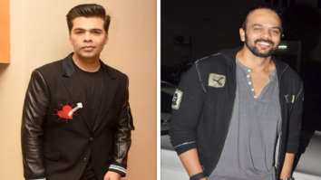 Karan Johar and Rohit Shetty find the next superstars of India; will be launching them in their next